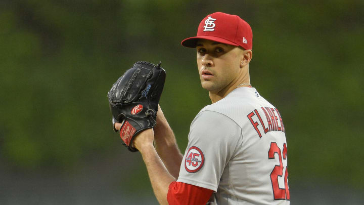 The St. Louis Cardinals got positive news on Jack Flaherty's latest injury update.