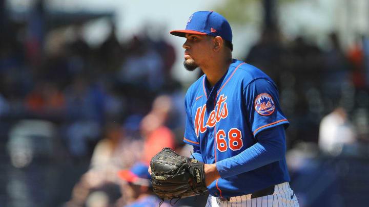 New York Mets reliever Dellin Betances