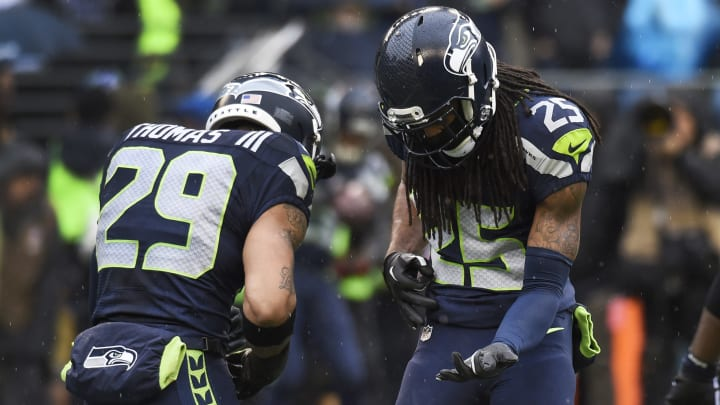 Richard Sherman tweeted out his unwavering support for former teammate Earl Thomas.