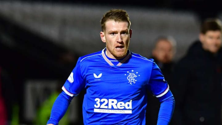 Steven Davis battled well in midfield