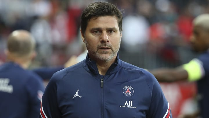 Mauricio Pochettino could have a rather depleted PSG squad on his hands