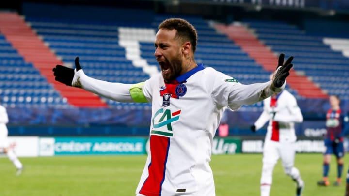 Neymar Jr, PSG