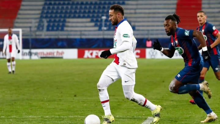 Stade Malherbe de Caen v Paris Saint-Germain - French Cup