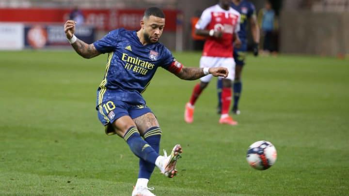 Memphis Depay wird Olympique Lyon im Sommer verlassen - am liebsten in Richtung Barcelona