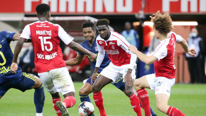 Boulaye Dia Thiago Mendes Ligue 1