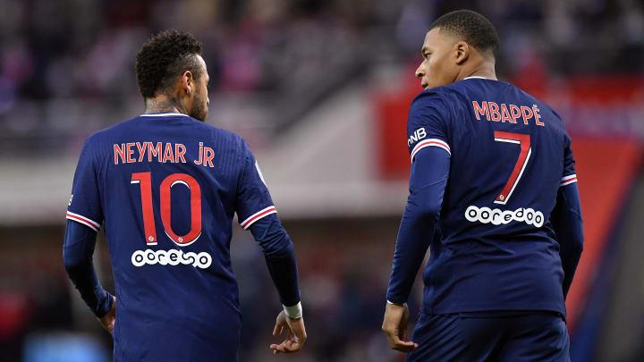 Neymar und Kylian Mbappé könnten noch lange Zeit für Paris Saint-Germain auf Torejagd gehen