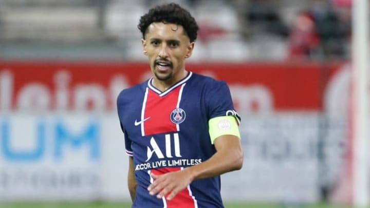 Marquinhos, nouveau capitaine du PSG.