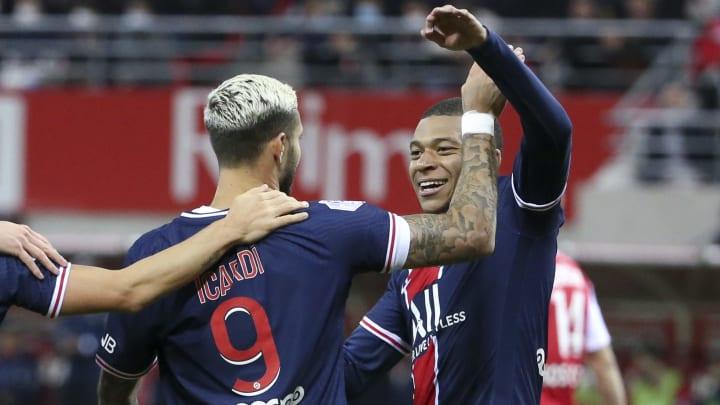 Mauro Icardi a partagé sa chance d'être au côté de Neymar et Mbappé dans le vestiaire du PSG