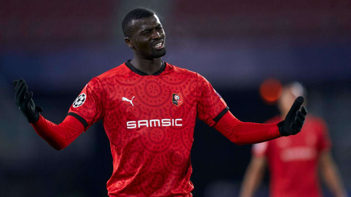 Mbaye Niang devrait quitter Rennes pour Porto.