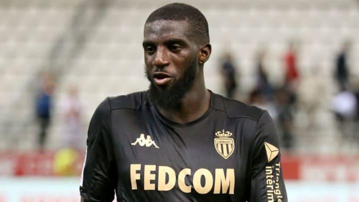 Tiemoue Bakayoko has disappointed since leaving Monaco