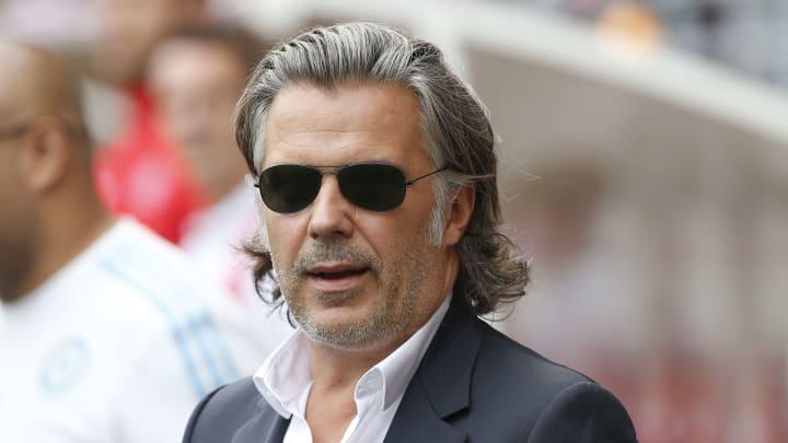Vincent Labrune, président de la LFP, soutient l'idée d'une Ligue 1 à 18 clubs.