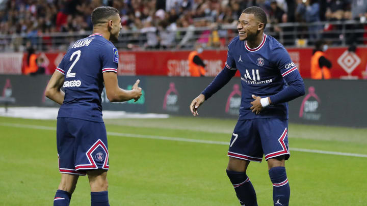 PSG are ready to take on Clermont Foot