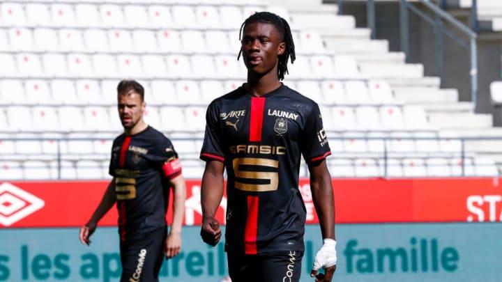 Eduardo Camavinga Rennes Chelsea