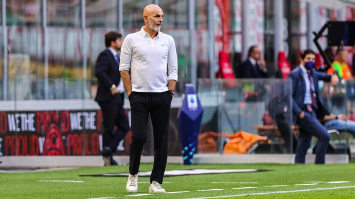 Milan's manager Stefano Pioli spent two years at Juventus in the 1980s winning an Italian, continental and international title