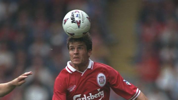 Stig Inge Bjornebye of Liverpool