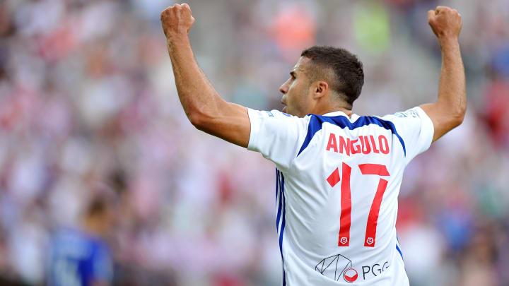 Igor Angulo joins Mumbai City FC for the 2021-22 Indian Super League season