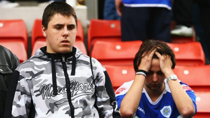 Stoke City v Leicester City
