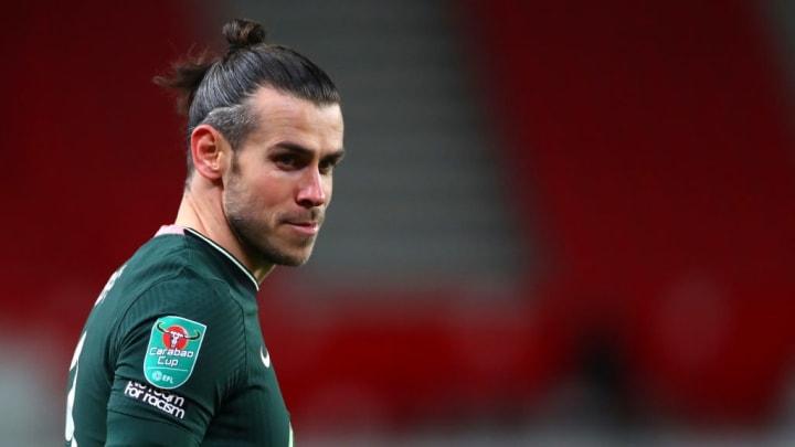 Gareth Bale could start for Spurs