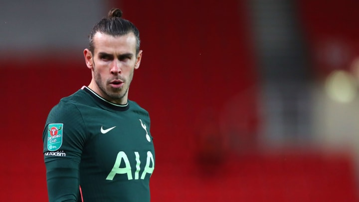 Gareth Bale's future is up in the air with a second season at Tottenham looking 'unlikely'