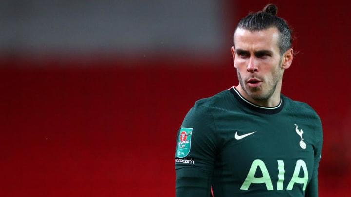 Bale ist zurück bei den Spurs - aber noch kein Faktor