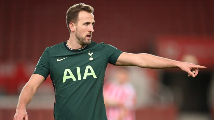 Could Harry Kane replace Sergio Aguero at Man City?