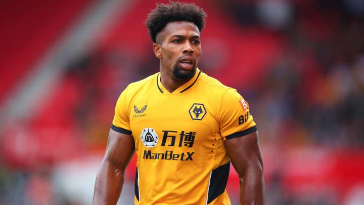 Tottenham eye deal for Wolves winger Adama Traore