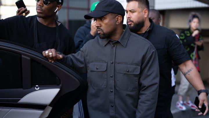 Kanye West se está divorciando de Kim Kardashian