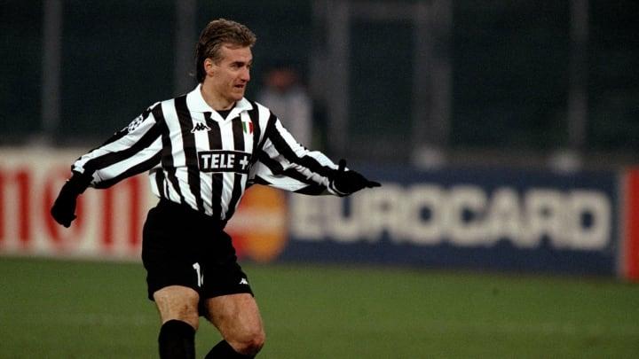 Sturm Graz v Inter Milan Didier Deschamps of Juventus