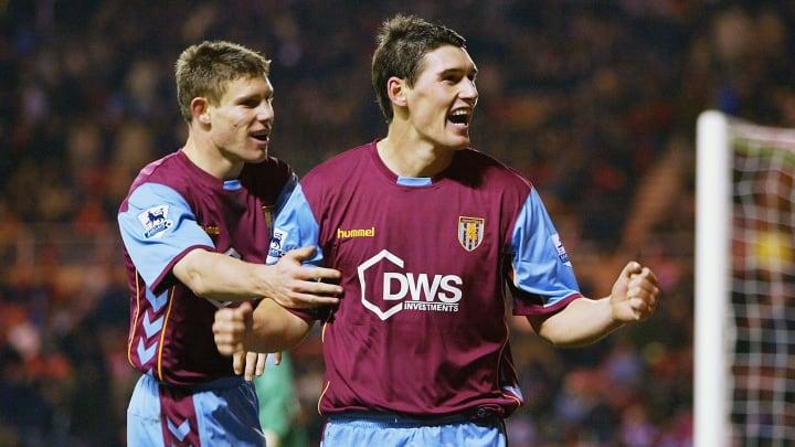 Gareth Barry, James Milner