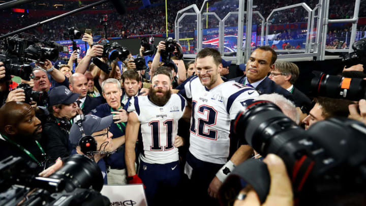 Tom Brady could make the Tampa Bay Buccaneers Super Bowl champions again.