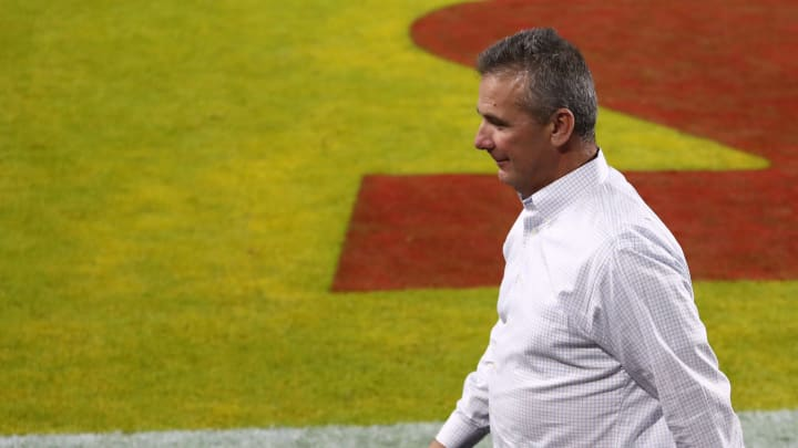 USC football fans don't need to think about Urban Meyer.