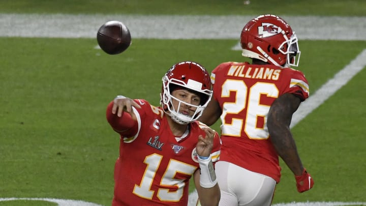 The defending Super Bowl champion Kansas City Chiefs will look to repeat as AFC West champions in 2020.