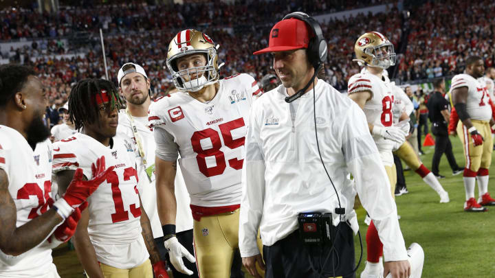 The San Francisco 49ers 2021 Super Bowl odds improve after the conclusion of the NFL Draft.