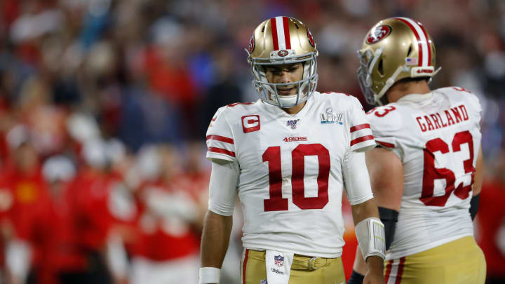 Stats Prove 49ers QB Jimmy Garoppolo Got Insanely Lucky Throughout 2019 Season