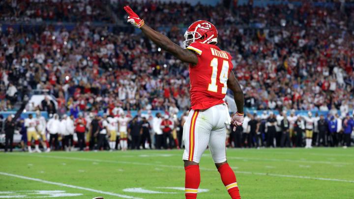 Sammy Watkins estará disponible en el Super Bowl
