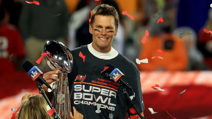 Tampa Bay Buccaneers quarterback Tom Brady is being disrespected when it comes to his odds to win the 2021 NFL MVP award.