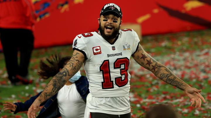 Evans será el jugador mejor pago de los Buccaneers esta temporada de la NFL