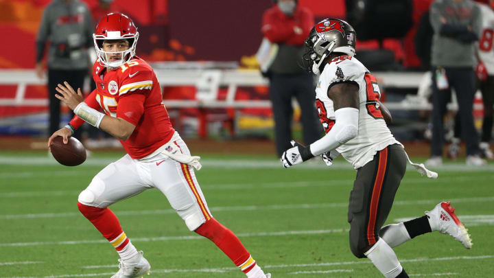 The Chiefs are looking to make their third consecutive Super Bowl.