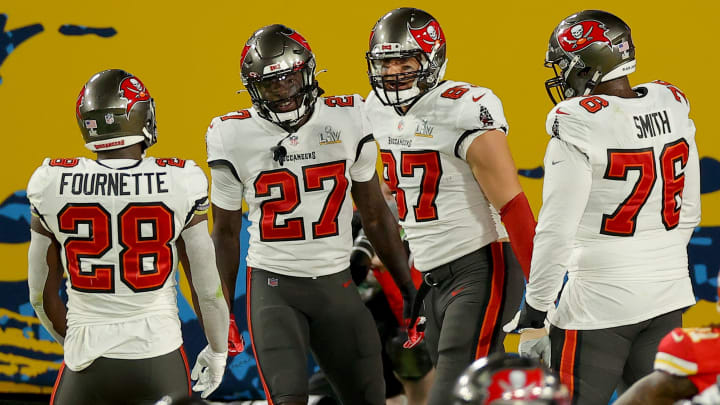 Three key training camp battles for the Tampa Bay Buccaneers.