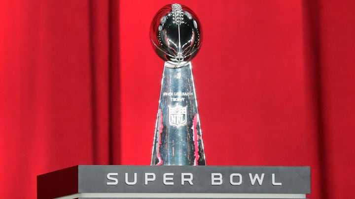 Who is playing in Super Bowl LV on February 7, 2021?