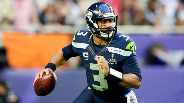 Russell Wilson has never received an MVP vote.