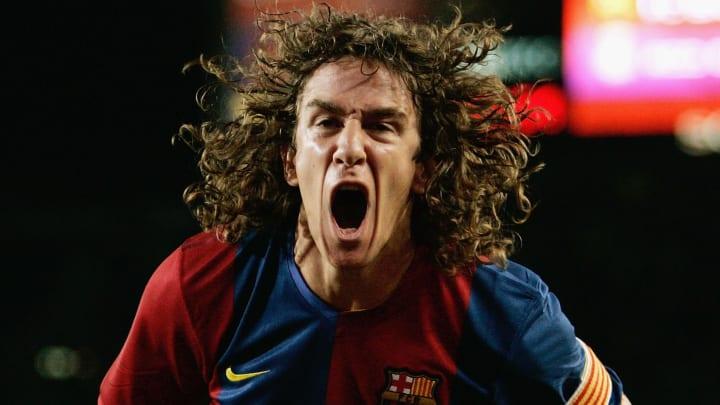 Carles Puyol, ROnaldinho