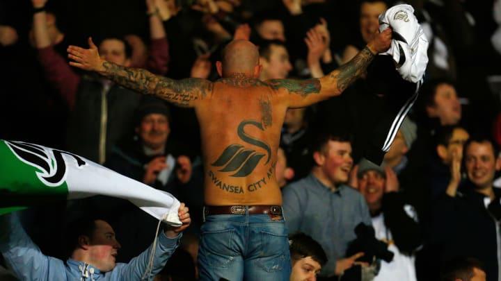 Swansea City v Cardiff City - Premier League