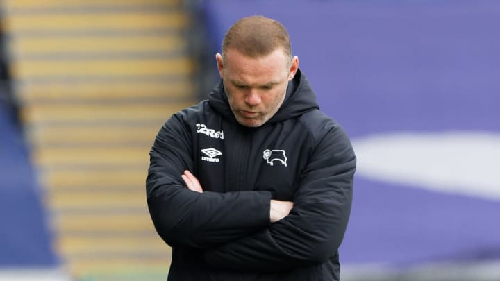 Wayne Rooney has his work cut out at Derby