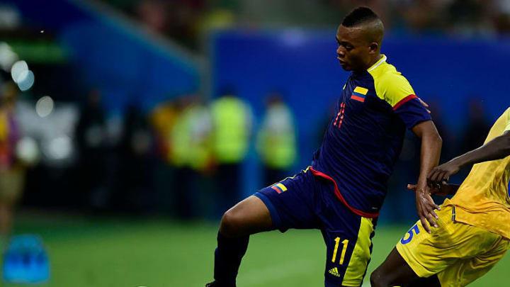 Harold Preciado es uno de los refuerzos más importantes del Deportivo Cali, viene del fútbol de China