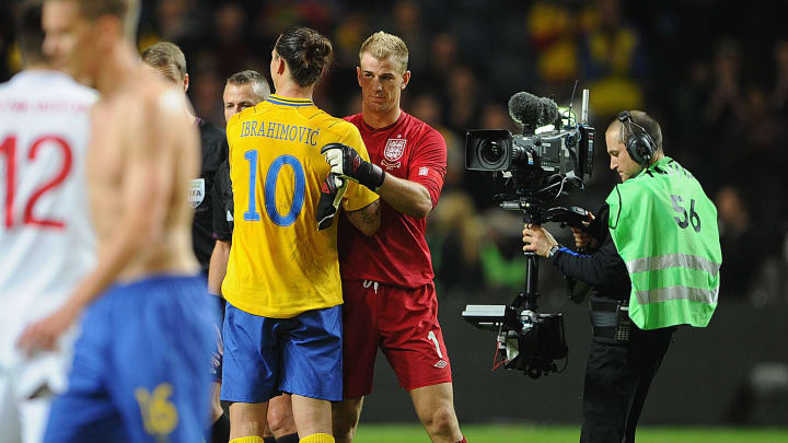 Hart was powerless to stop this moment of history