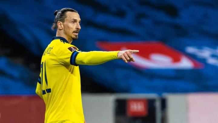 Zlatan Ibrahimovic Seleção Sueca Eliminatórias Europeias Milan Punição UEFA