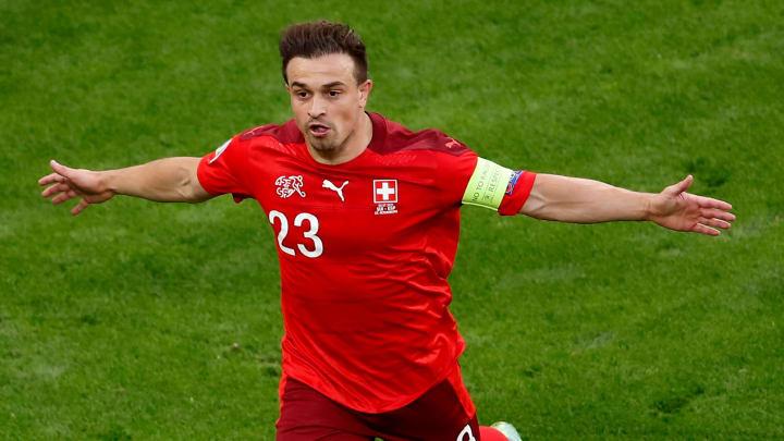 Xherdan Shaqiri jubelt ab sofort für Lyon