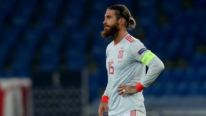 Scheiterte gegen die Schweiz gleich zweimal vom Punkt: Sergio Ramos