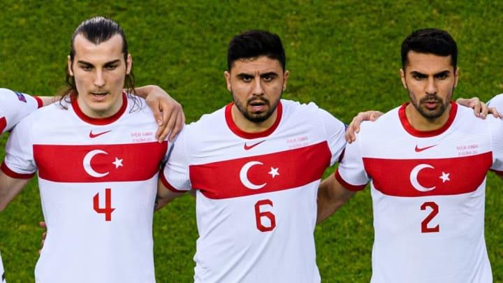 Caglar Soyuncu, Ozan Tufan, Mehmet Zeki Celik